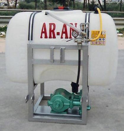 Mounted Sprayers Plungers Type AR-AN | AR-AN